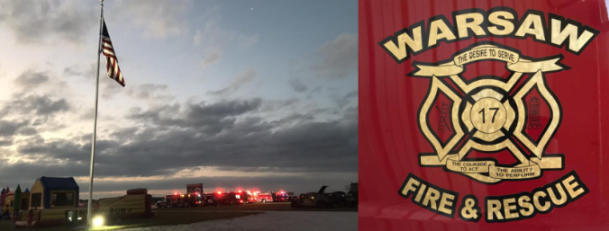 Warsaw FD FB cover