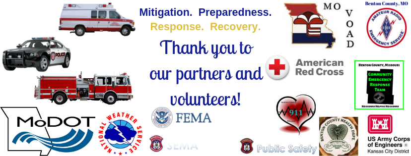 Government Partners | Benton County, MO Emergency Management